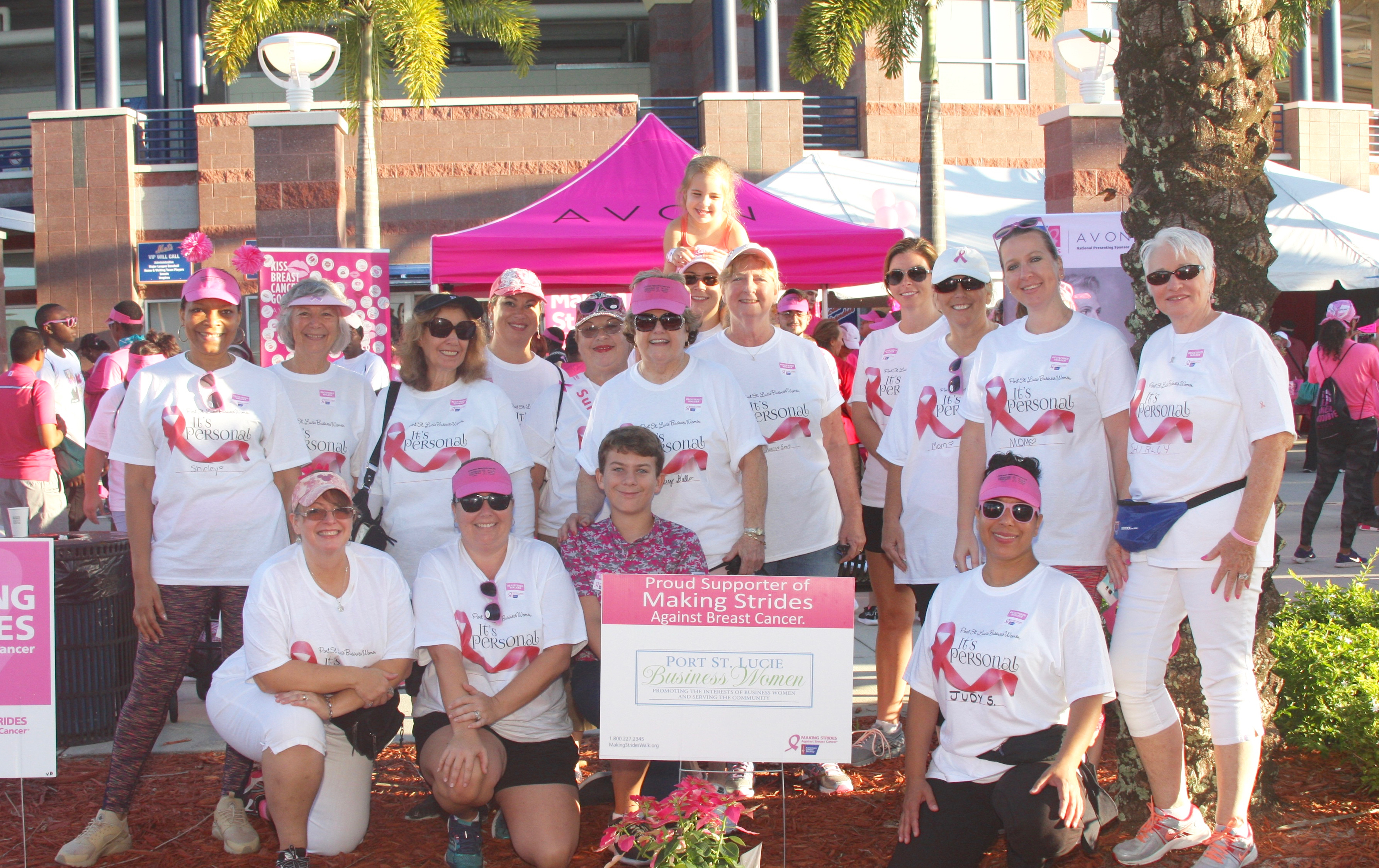 It's Personal: PSL Business Women  Unite To Raise Funds For Breast Cancer Research